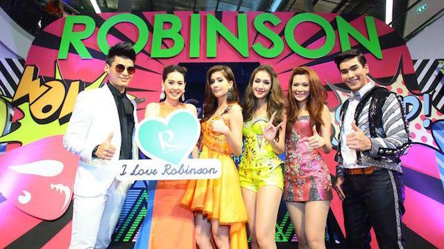 Robinson-Thailand-model