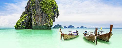 phuket beach in thailand