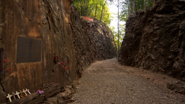 The Thai-Burma railway is set to have a modern counterpart.
