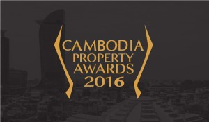Cambodia Property Awards 2016 winners