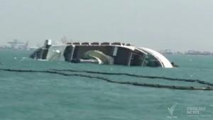 Chinese cruise ship sinks off Laem Chabang port1