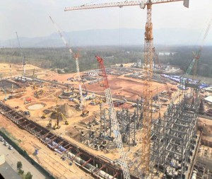 Energy Minister observes Mae Mo power plant renovation in Lampang