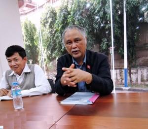 Laos hydro - wind to ease Asean energy shortage