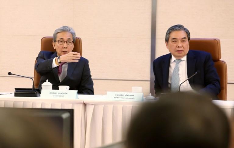 Thai-Chinese railway plan facing more financial woes
