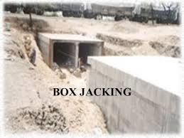 Box Jacking
