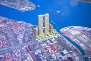 Cambodia's construction sector is reaching for the sky.