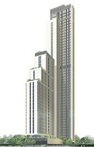 Luxury condominium, Noble BE19 , is among new projects to be launched by Noble Development Plc this year