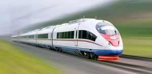 PM reveals high speed rail link