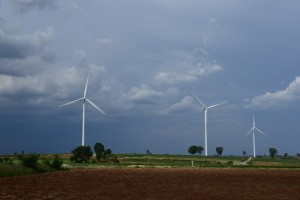 korat wind farm thailand  A wind farm in Korat, Thailand. ASEAN last October pledged to scale up the share of renewables in the region's energy mix to 23 per cent by 2025, up from 10.2 per cent in 2013. Image: Shutterstock
