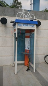 TOT is turning phone booths around Thailand into bike repair pit-stops 2