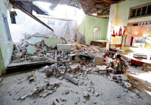 The Thabeikkyin earthquake in Mandalay Region in 2012 claimed 26 lives.