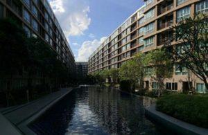 dCondo Creek condominium by Sansiri.