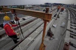 Japan splits up Thailand's high-speed rail plan