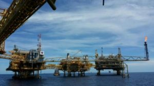 The Erawan natural gas field, operated by Chevron Thailand Exploration & Production Ltd. The company's concession for the field , located in the Gulf of Thailand, has been extended to 2022 after expiring in 2012.
