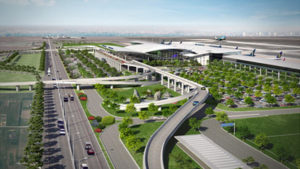 Timeline for Vietnam's airport project