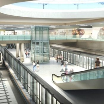 HCMC proposes to build a mall under metro station with Japanese firms