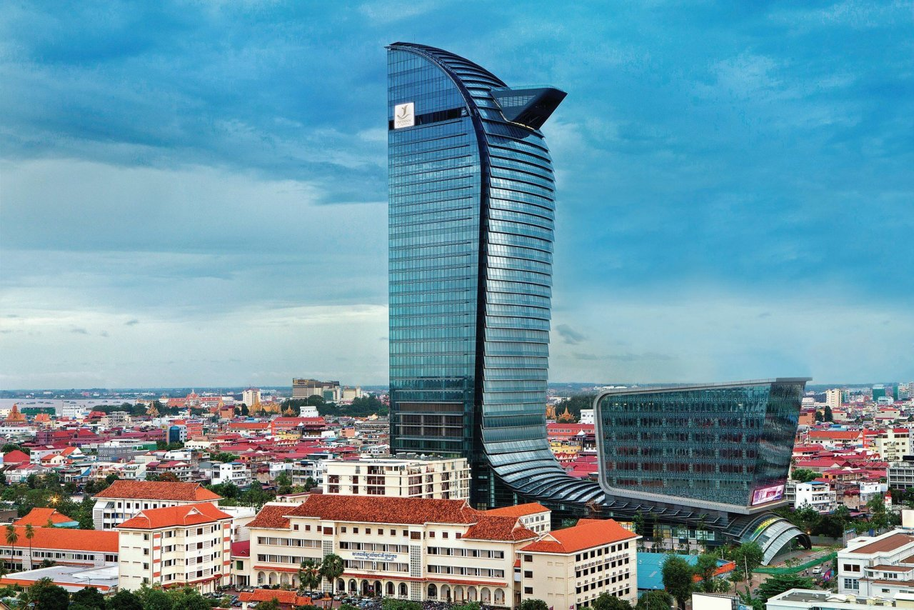 Is cambodia ready for se asia s tallest building for Asia famous buildings